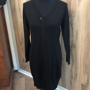 Ronni Nichole Long Sleeve Fitted Sweater Dress